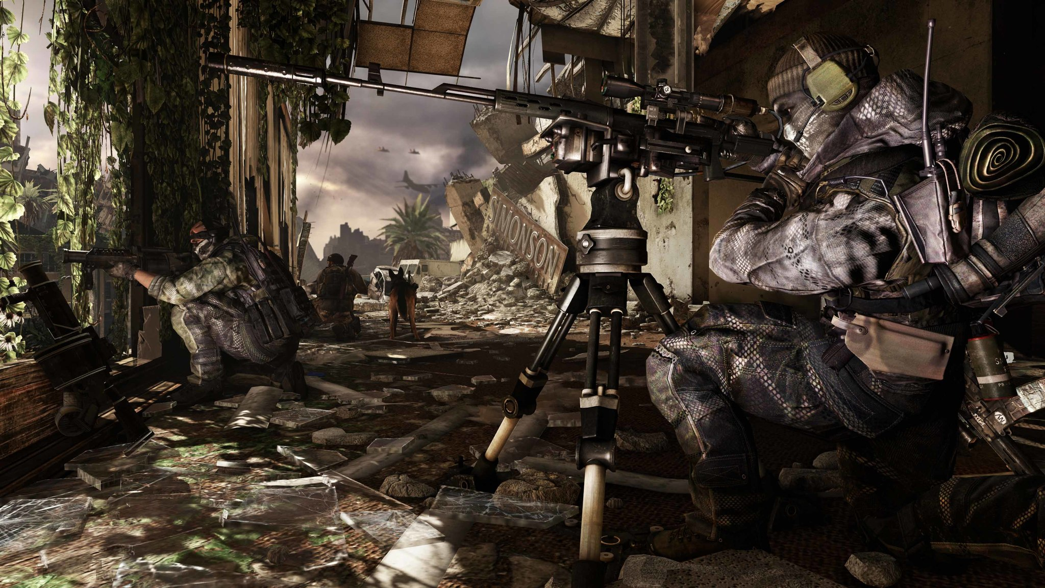 Call of Duty: Ghosts [RELOADED] Torrent İndir