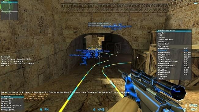 Counter Strike 2018 Wall Hack Programını İndir