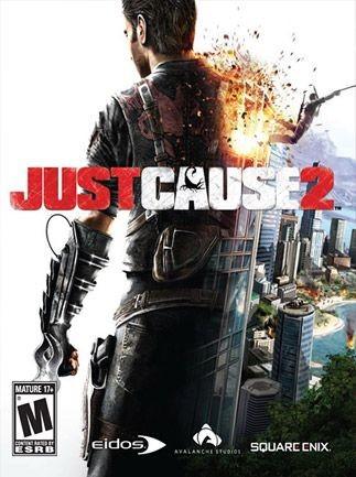 Just Cause 2 Full Türkçe İndir