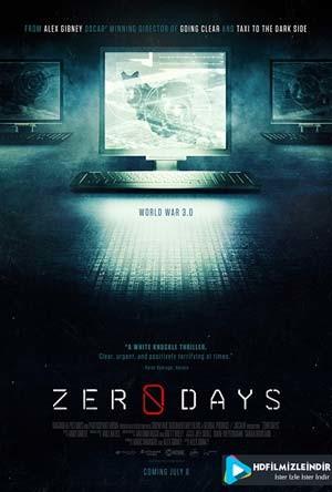 Sıfır Saldırısı - Zero Days (2016) Türkçe Altyazı İzle İndir Full HD 1080p Tek Parça
