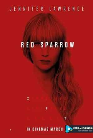 Kızıl Serçe - Red Sparrow (2018) Türkçe Altyazı İzle İndir Full HD 1080p Tek Parça