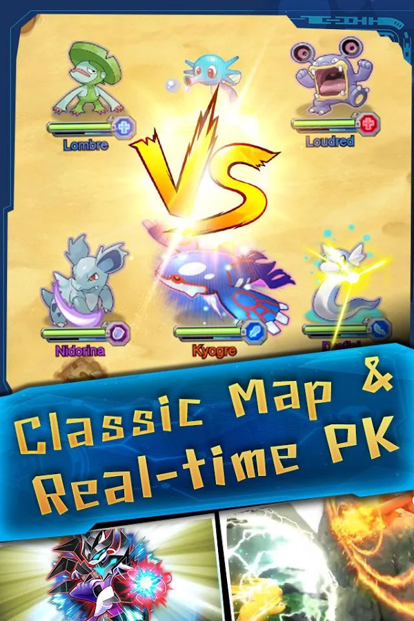 Monster World Legend Apk