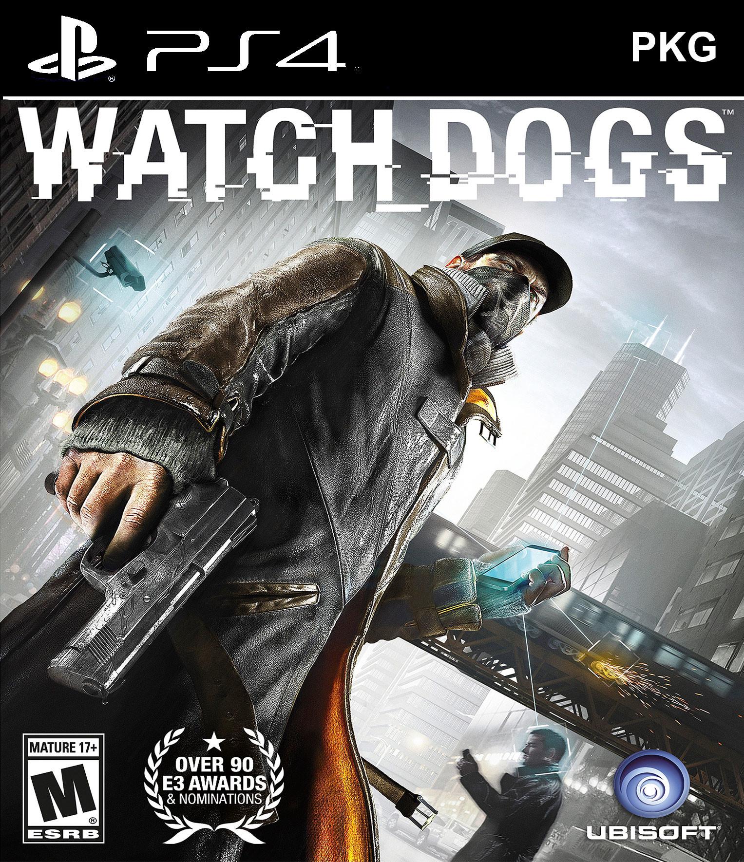 Watch Dogs PKG Oyun İndir ! [4.05