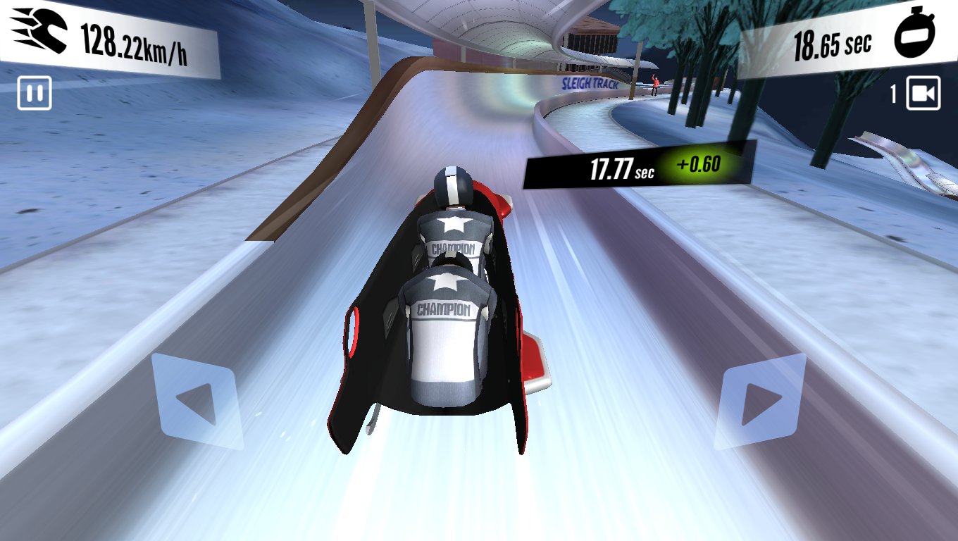 Sleigh Champion : Winter sports Apk