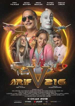 Arif v 216 (2018) Yerli Film İzle İndir Full HD 1080p Tek Parça