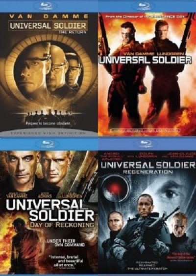 Evrenin Askerleri Serisi 1-2-3-4  BRRip  XviD Türkçe Dublaj