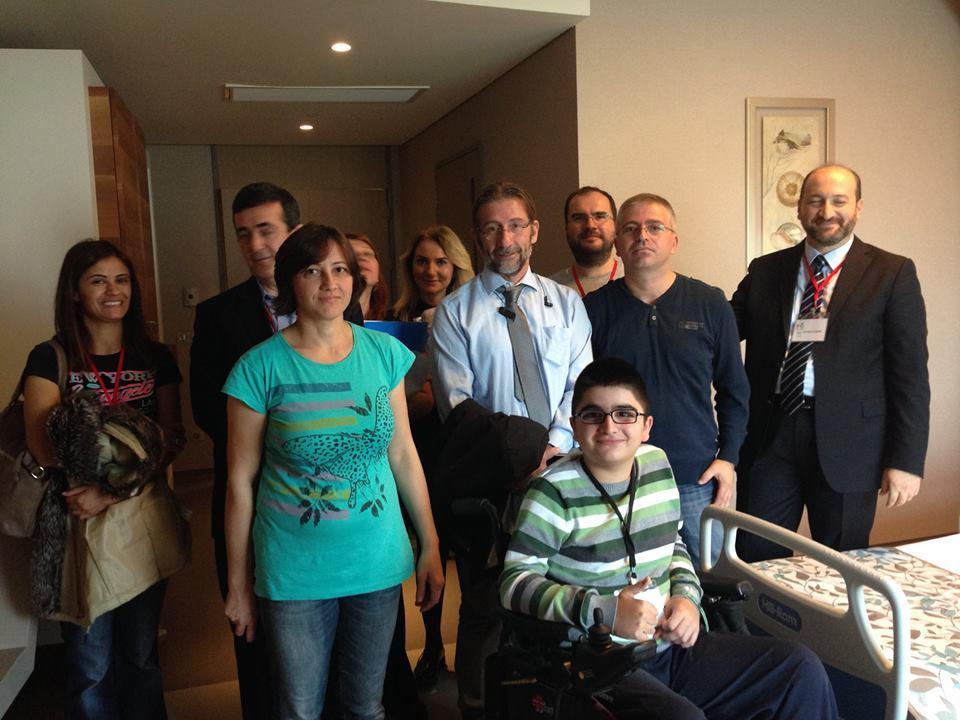 Nb2l6Q - Türkiye'de DMD Kök Hücre Projesi Deneme Çalışmaları Başlıyor