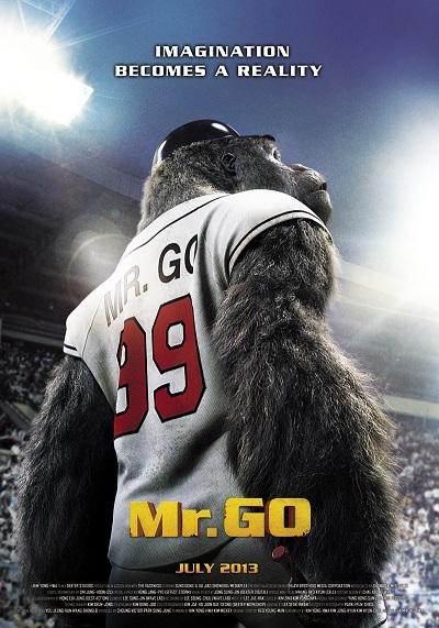 Mr Go - Mi-seu-teo Go 2013 720p BRRip x264 Türkçe Dublaj - Tek Link