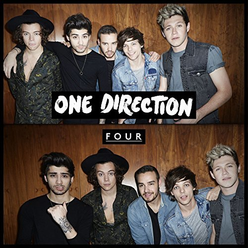 One Direction - Four  2014   MP3 Albüm