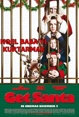 Noel Baba'yı Kurtarmak – Get Santa 2014 HDRip XviD Türkçe Dublaj – Tek Link