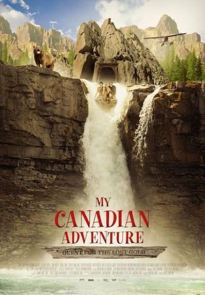 Kanada Macerası - My Canadian Adventure 2015 WEB-DL XviD Türkçe Dublaj - Tek Link