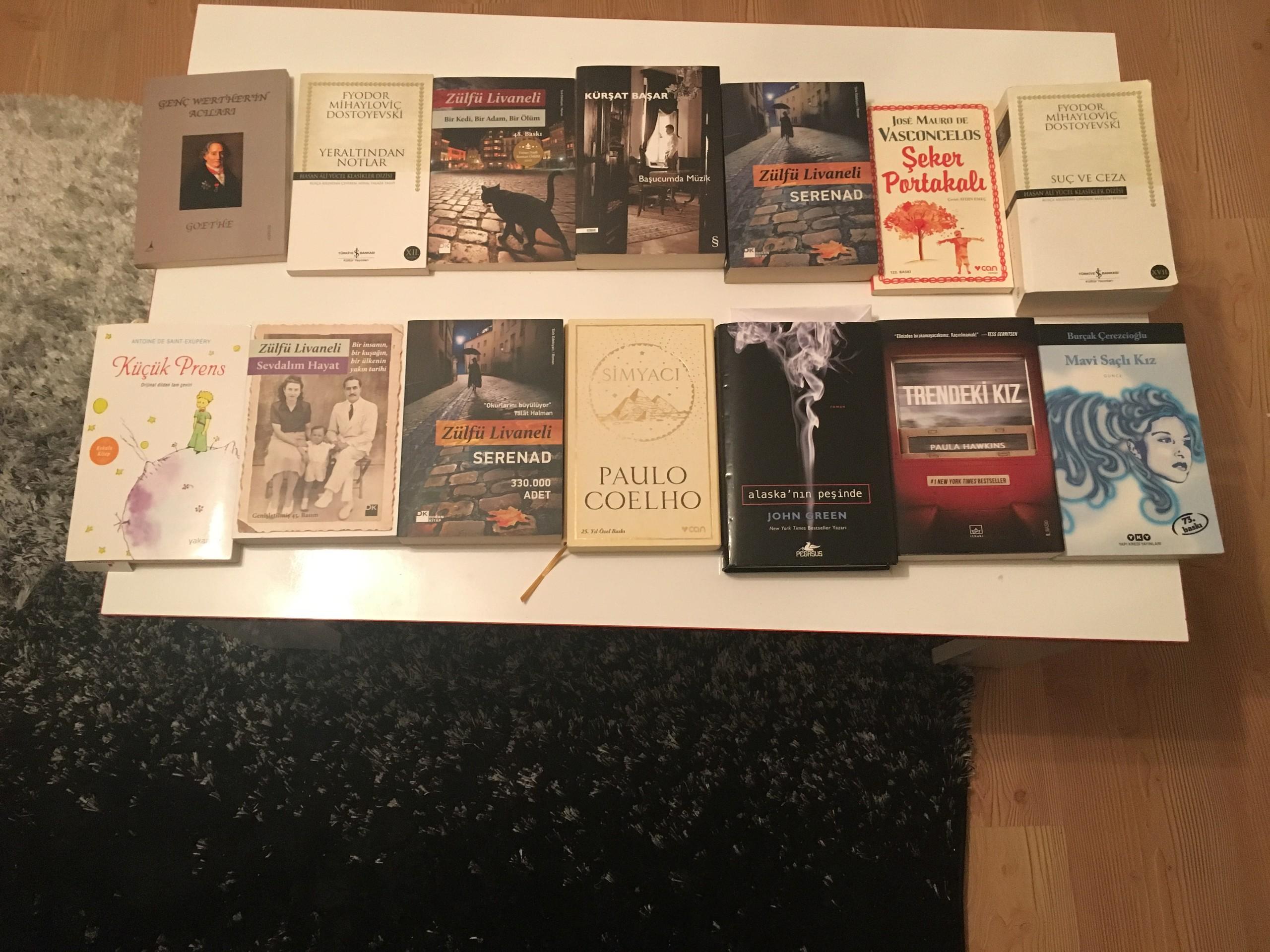 okuma kitaplarimi satmak istiyorum nereye satabilirim kizlarsoruyor
