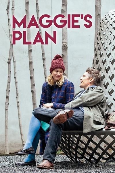 Kördüğüm | Maggie's Plan | 2015 | BRRip XviD | Türkçe Dublaj
