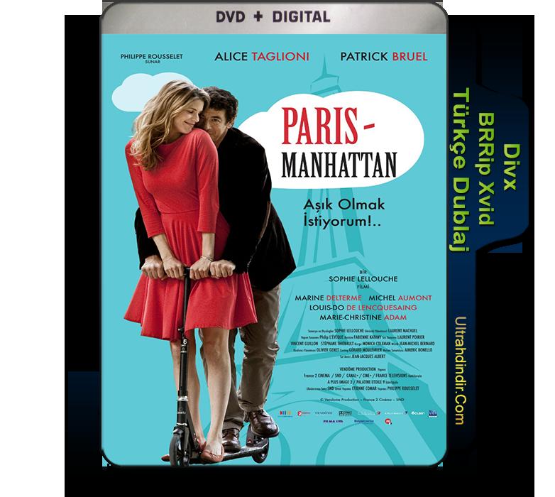 paris manhatta movie poster