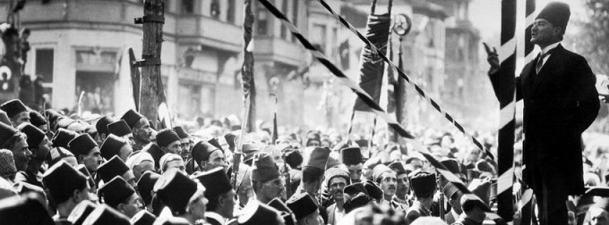Mustafa Kemal Atatürk Facebook Kapak Resimleri