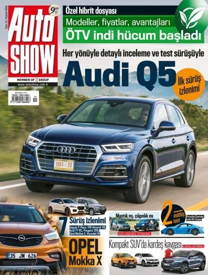 Auto Show Kasım 2016