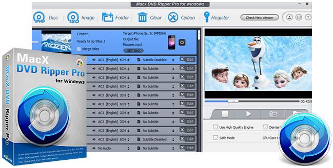 MacX DVD Ripper Pro 7.6.11.155