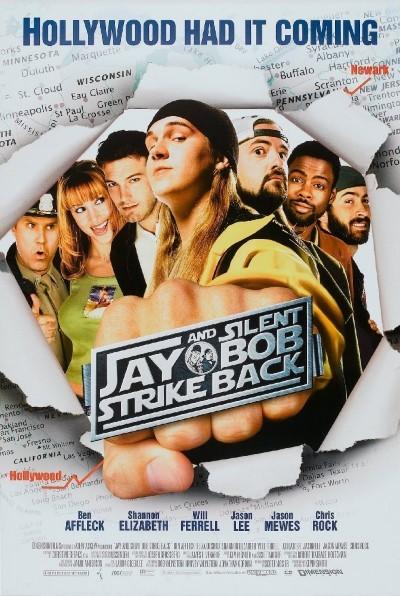 Sessiz Ve Derinden - Jay and Silent Bob Strike Back (2001) full türkçe dublaj indir