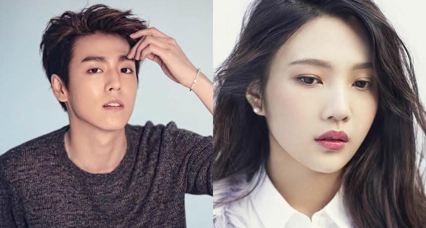 Lee Hyun-Woo ve Joy Yeni Bir Dizide Beraber Rol Alacak