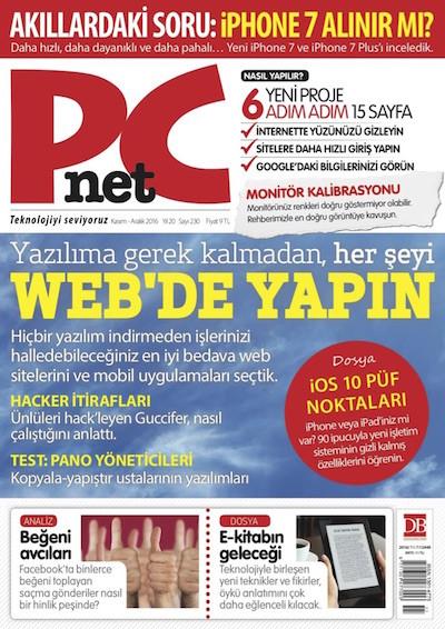PCnet Kasım Aralık 2016