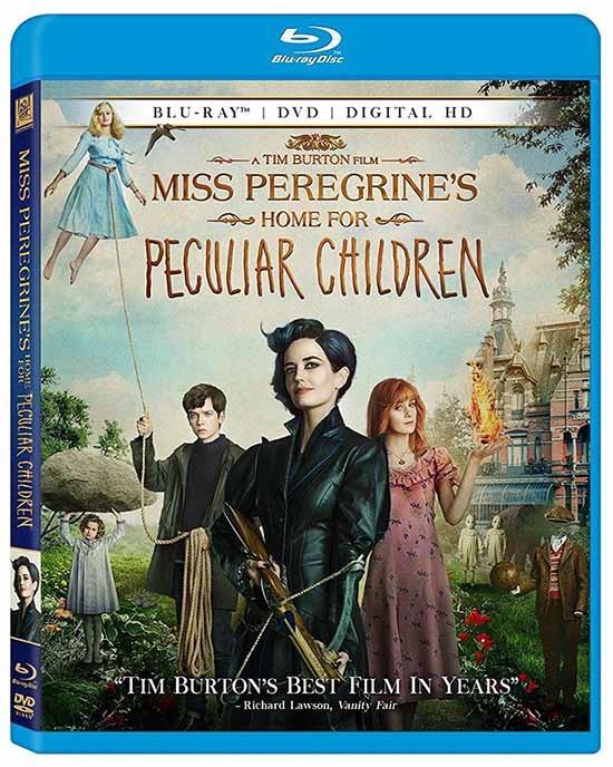 Bayan Peregrine'in Tuhaf Çocukları 2016 BluRay DuaL TR-EN | Türkçe Dublaj - Tek Link indir