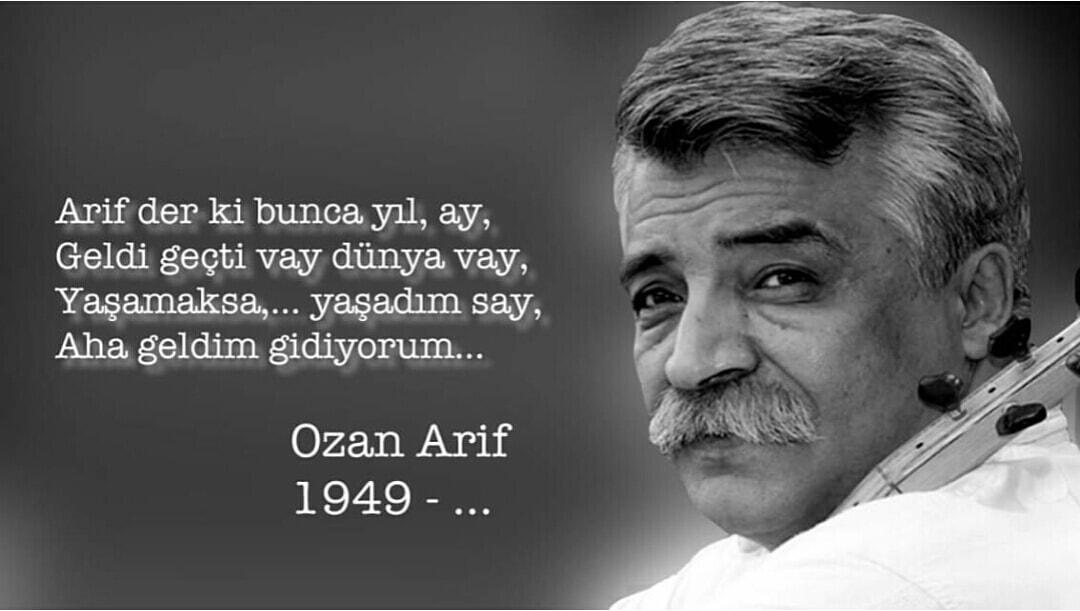 OZAN ARİF BİZLƏRİ TƏRK ETDİ...