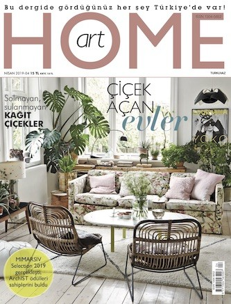 Home Art Nisan 2019