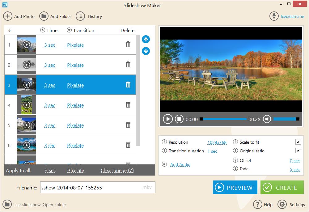 Icecream Slideshow Maker Pro 3.41 FULL