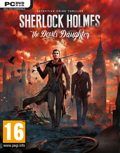 Sherlock Holmes The Devils Daughter-CPY | Mega.co.nz - Mail.ru , Uptobox Full PC Oyun indir
