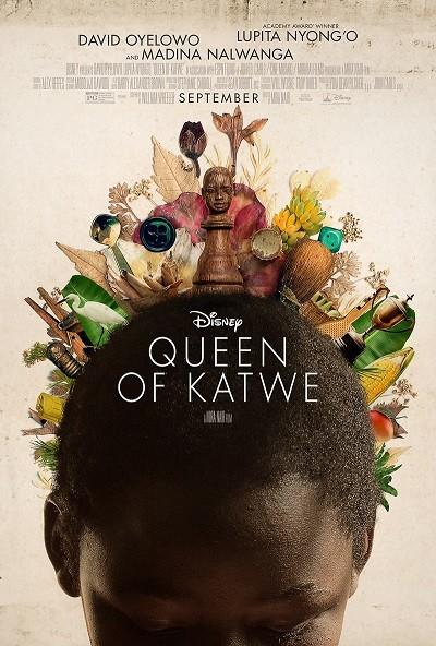 Katwe Kraliçesi – Queen of Katwe 2016 m720p – m1080p DUAL TR-ENG – Film indir