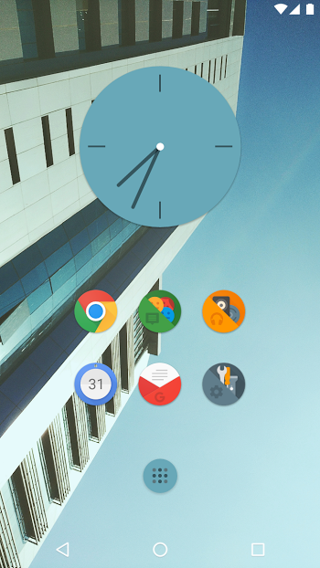 Quantum Dots – Icon Pack APK Full