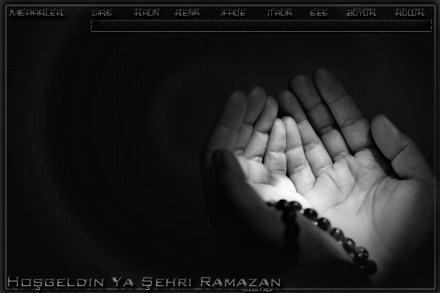 Flatcast Fcp Dini Tema - (Ramazan Özel) 4, Hoşgeldin Ya Şehri Ramazan,HaNıM aGa