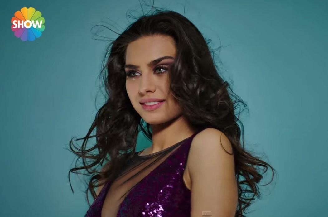 NqXQrQ - Amine G�l�e {Miss Turkey 2014 Birincisi}