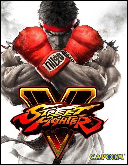 Street Fighter V-RELOADED