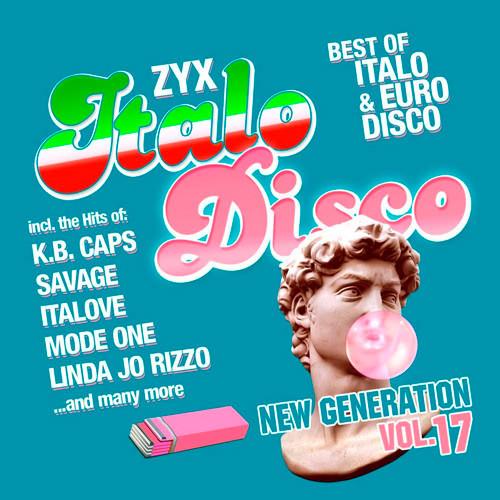 ZYX Italo Disco Yeni Nesil Vol 17 full albüm indir