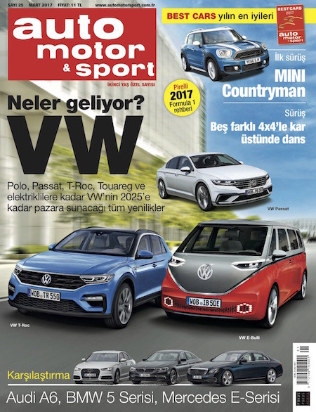 Auto Motor & Sport Mart 2017