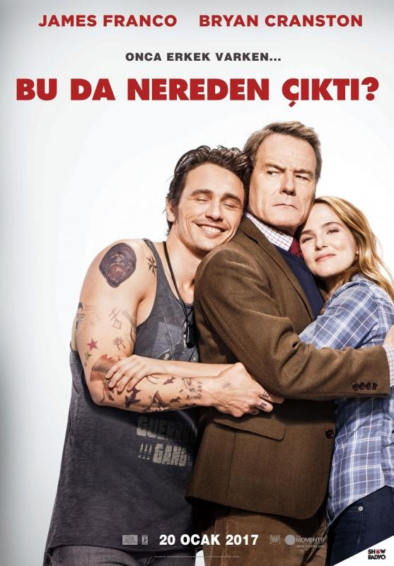 Satıcı 2016 türkçe poster