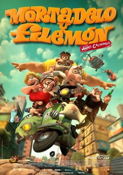Mortadelo Ve Filemon: İmkansız Görev 2014 (Türkçe Dublaj) BRRip XviD indir