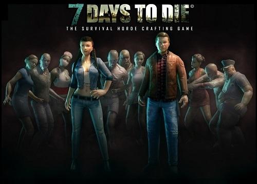 7 Days To Die Alpha 8.2 Steam Edition | Full Oyun