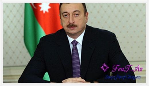 """Prezident İlham Əliyev """"Beynəlxalq Dostluq və Sülh Oskarları"""" mükafatına layiq görülüb"""