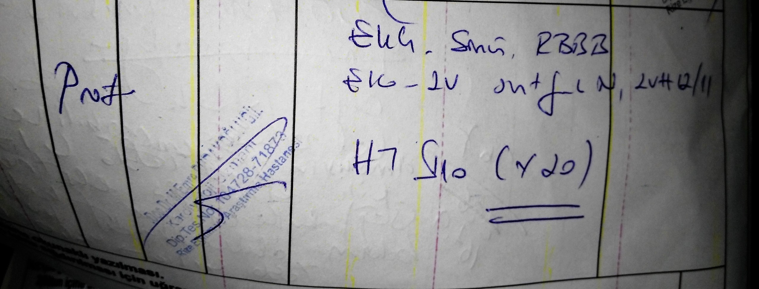O70Y75 - Babamın rahatsızlıklarından dolayı ÖTV indirimi için yeterli oranda rapor..?