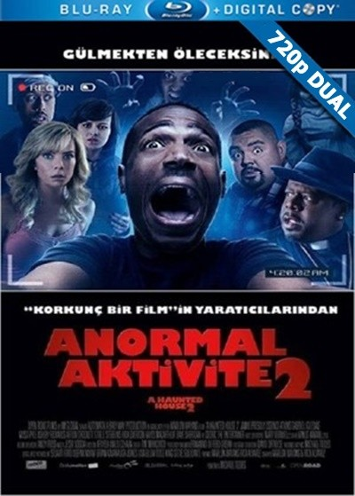 Anormal Aktivite 2 - A Haunted House 2 2014 BluRay 720p x264 DuaL TR-EN - Tek Link