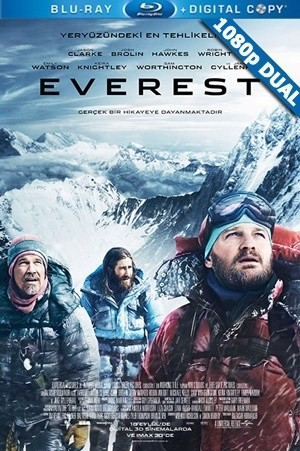 Everest | 2015 | BluRay 1080p x264 | DUAL TR-EN - Tek Link