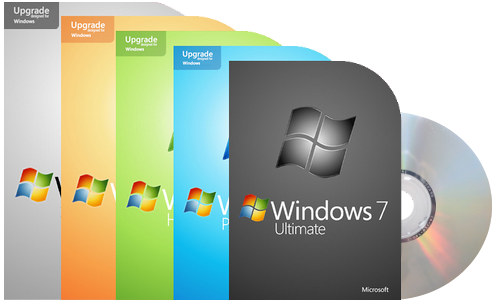 Windows 7 13in1 Orjinal MSDN + UEFİ Türkçe