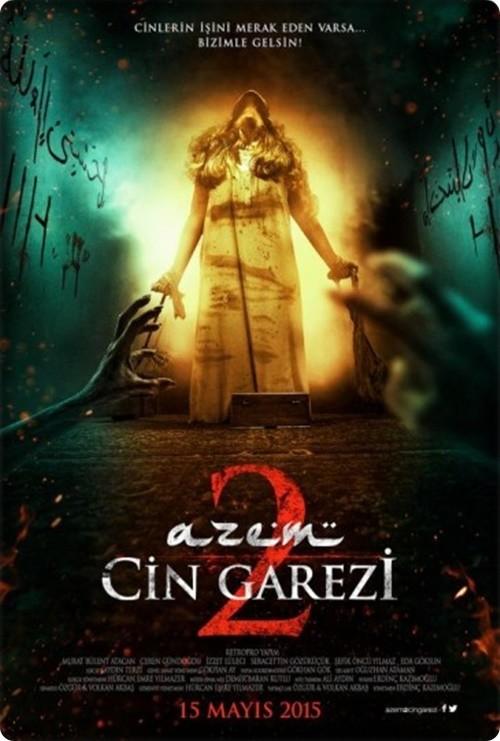 Azem 2: Cin Garezi 2015 - Yerli Film indir