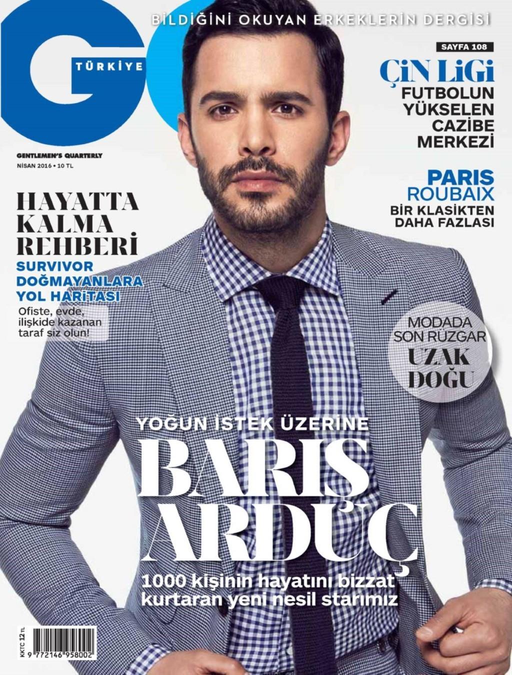 GQ Nisan Nisan E-dergi indir Sandalca.com
