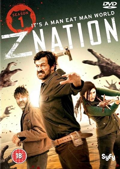 Z Nation 2014  1.Sezon Tüm Bölümler  ( WEB-DL XviD ) Türkçe Dublaj - Tek Link
