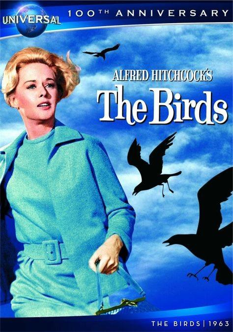 Kuşlar - The Birds (1963) - türkçe dublaj film indir