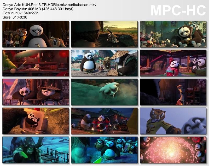 Kung Fu Panda 3 Filmi