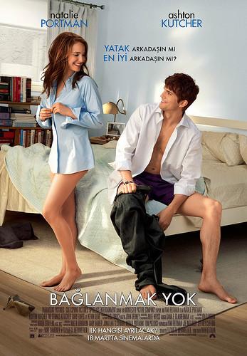 Bağlanmak Yok - No Strings Attached (2011) - hd türkçe dublaj film indir